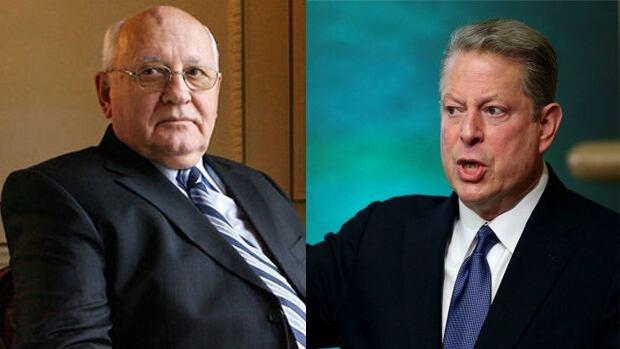 Gorbachev vs Gore