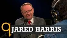 Jared Harris brings The Crown to Studio q