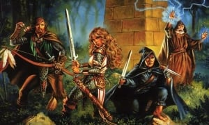 Dungeons & Dragons characters