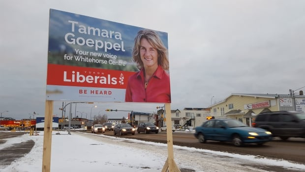 A downtown Whitehorse resident says he was asked by Liberal candidate Tamara Goeppel to cast a proxy ballot for someone he does not know.