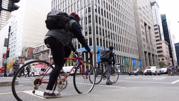 Montreal cycling