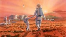 Generation Mars - Mars Colony