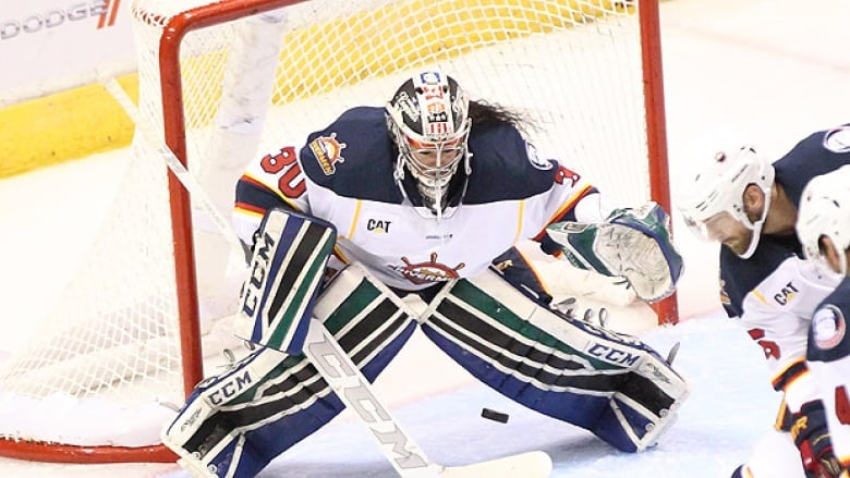 Short A Goalie There S An App For That Cbc News