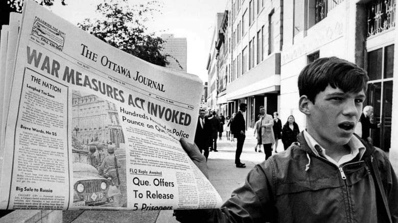 'They chose the wrong person': Pierre Laporte's son reflects on his murder 50 years after October Crisis