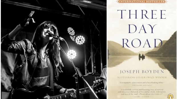 "Jacquie Neville on ""Three Day Road"""