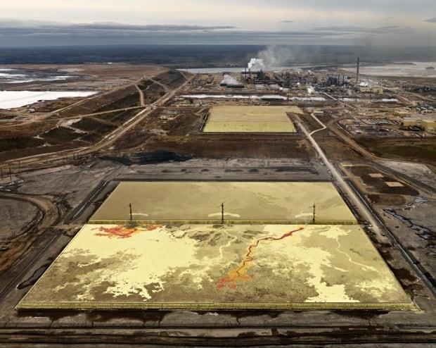 Alberta Oil Sands #6, Fort McMurray, Alberta, Canada 2007