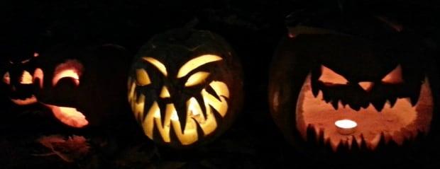 333 scary pumpkins