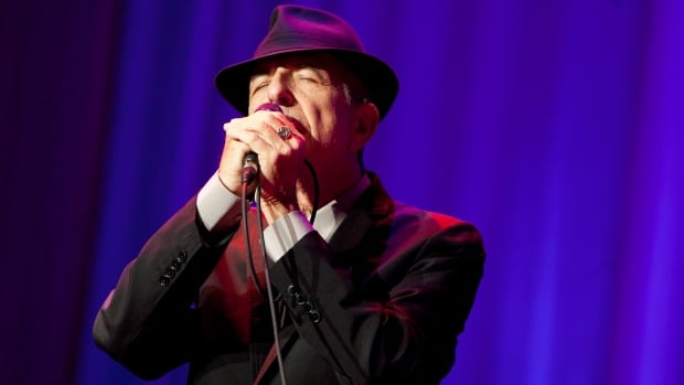 Leonard Cohen's latest album, You Want It Darker, was released Oct. 28. He died Thursday, he was 82.