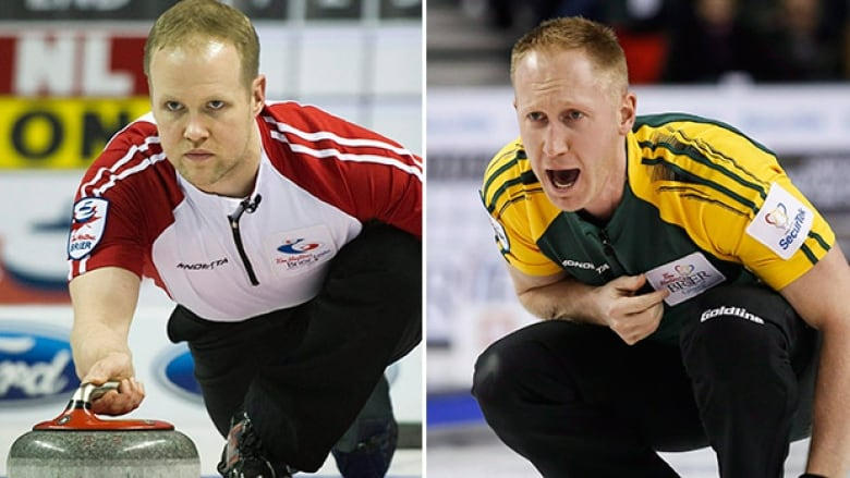 Mark Nichols, Team Gushue to face Brad Jacobs at Masters