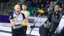 Brad Jacobs Masters semifinals curling