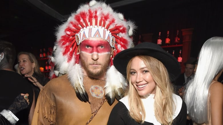 hilary duff says sorry for culturally inappropriate halloween