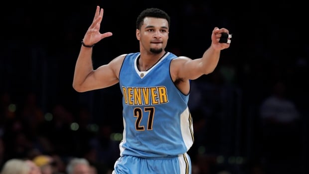 Image result for jamal murray leads nuggets