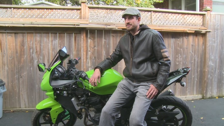 Ontario man fights $630 to reclaim stolen motorcycle | CBC News