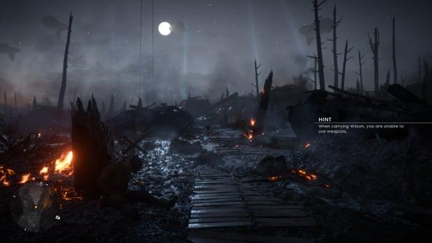 Battlefield 1 no man's land screenshot