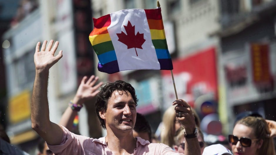 Prime Minister Justin Trudeau is expected to offer an apology, Nov. 28, to Canadians 'purged' from military and public service for being gay - deemed a threat to national security.