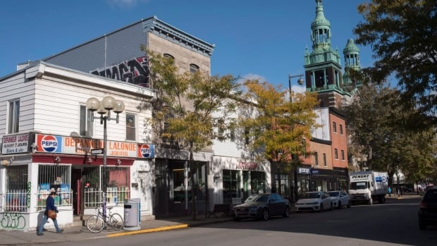 Residents of Saint-Henri, a gritty Montreal neighbourhood with roots that date back to the industrialization of Canada, are trying to prevent their district from turning into an enclave of trendy, upscale restaurants and little else.