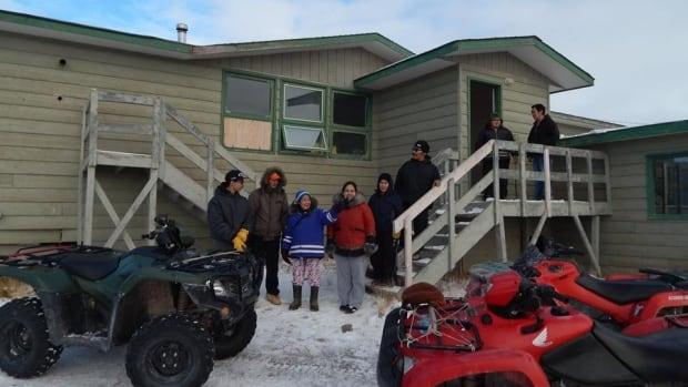The Nunavummi Disabilities Makinnasuaqtiit Society is hoping to turn this house into a thrift store in Baker Lake, providing jobs for persons with disabilities and giving residents affordable, second-hand options.