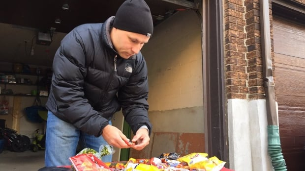 Parents in east Ottawa searched through Halloween candy after a warning from police. Police now say the report of tampering was 'unfounded.'