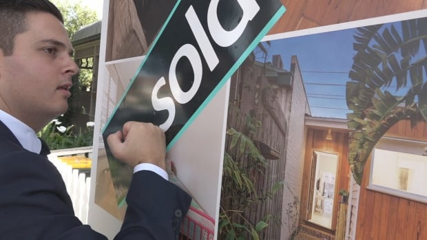 Last month was the busiest October on record for home sales across Canada, CREA says.