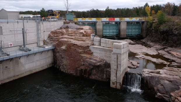Dokis First Nation in north-central Ontario owns a 40 per cent share of the Okikendawt Hydro Project. The majority of community members voted to partner with clean energy developer Hydromega to build the facility as a way to generate revenue.