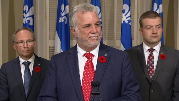 Quebec Premier Philippe Couillard promised Tuesday to make it more difficult to obtain a warrant on a journalist.