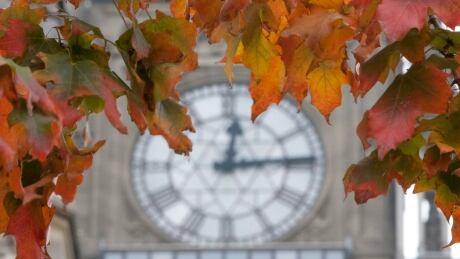 Ottawa Fall Weather