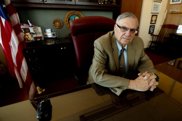 Phoenix County Sherriff Joe Arpaio