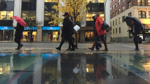 People should be walking about a kilometre a day, researchers say.