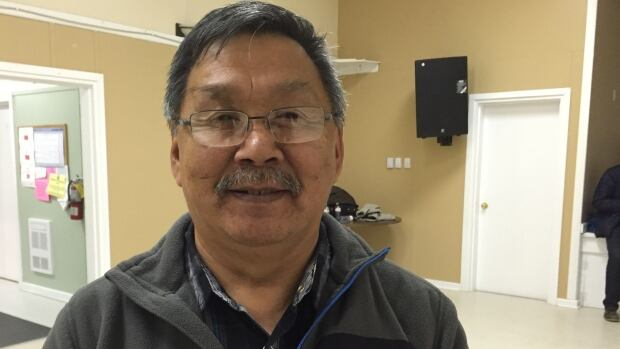 Johannes Lampe, president of the Nunatsiavut government, says a promise was made to lower water levels in the Muskrat Falls reservoir but the commitment was not honoured.