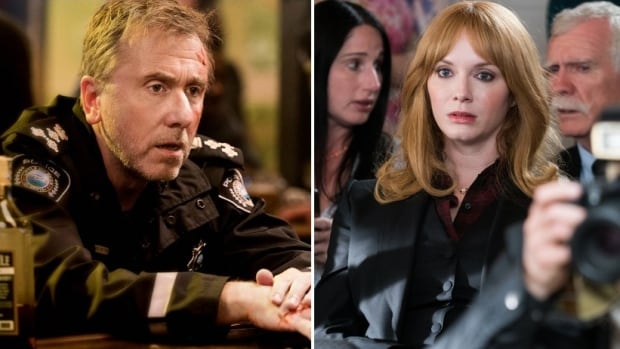 Tim Roth and Christina Hendricks are featured in Tin Star, a Calgary-filmed TV series. Several episodes will be screened at the 2017 Calgary International Film Festival.