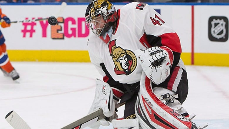 Craig Anderson Leaves Senators To Be With Ailing Wife Cbc Sports