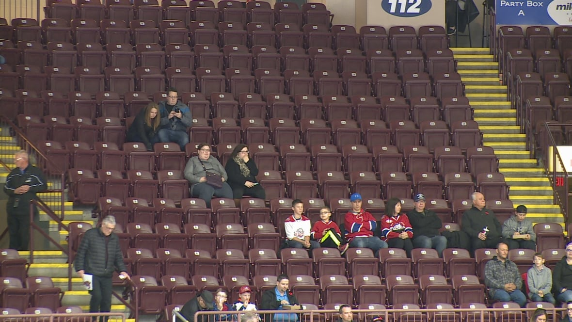 Still no replacement found for IceCaps at Mile One Centre