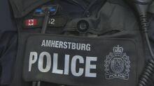 Amherstburg police body camera