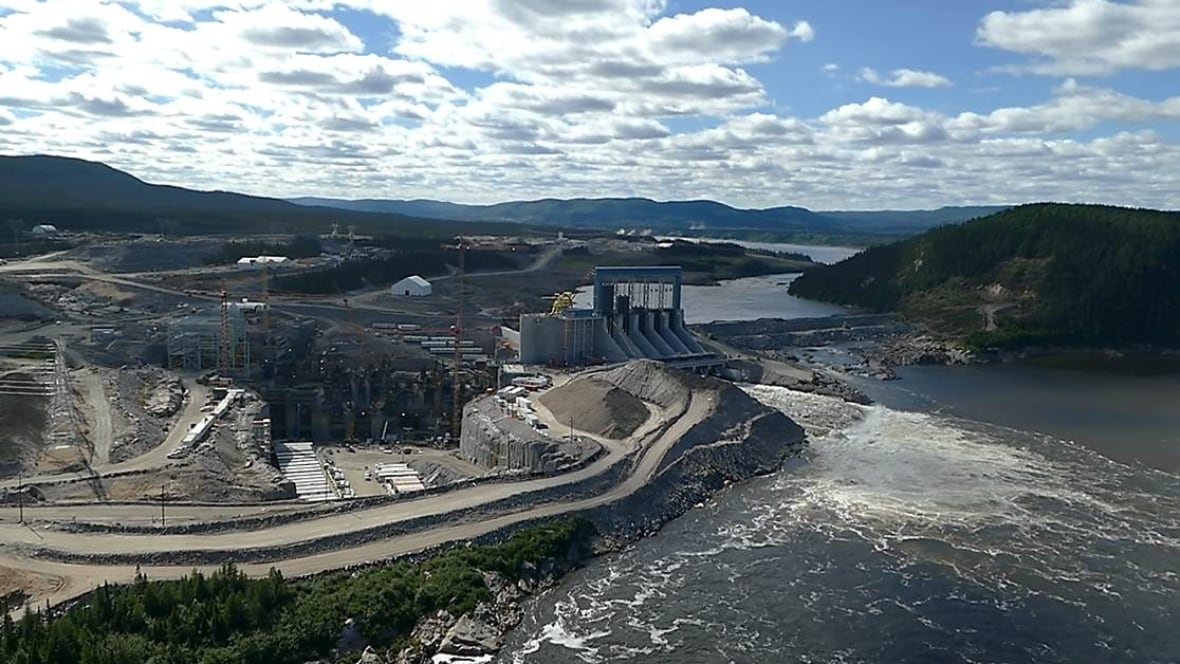 Expect damage to Muskrat Falls structures this winter: Marshall