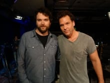 Dane Cook and Tom Power