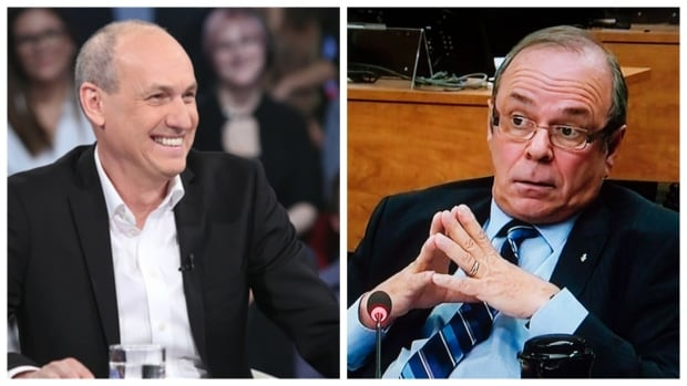 Alain Gravel Michel Arsenault