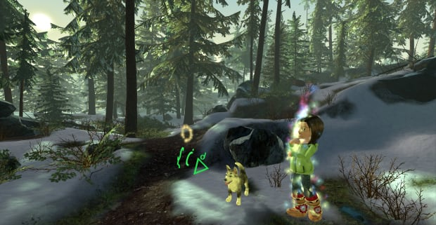 Virtual reality Cree Syllabics 2