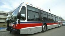 Kelowna transit bus