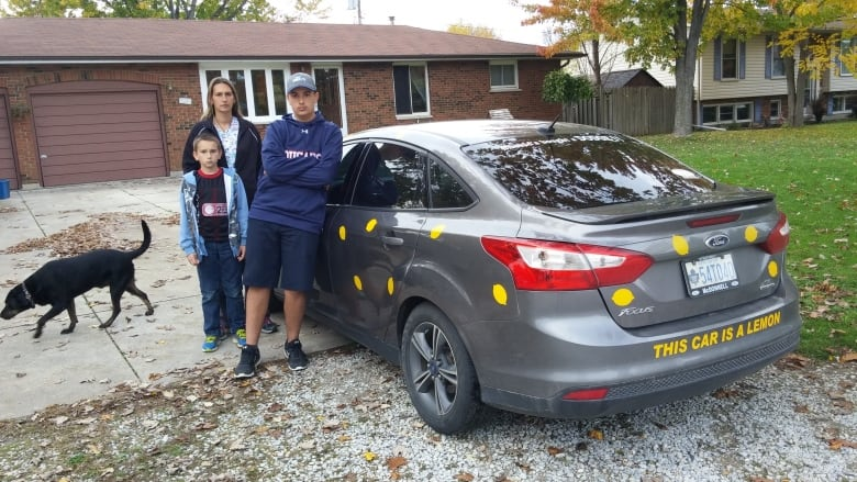 Complaints From Ford Focus Fiesta Owners To Transport Canada Double