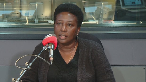 Debbie Douglas, executive director of the Ontario Council of Agencies Serving Immigrants, says the accumulative affect of racism takes a toll on young people, showing up in higher stress levels for students and their families. She is leading a campaign called Toronto for All, launched by OCASI and the City of Toronto.