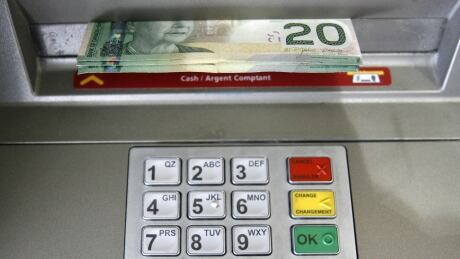 CIBC bank machine