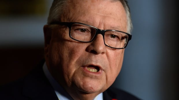 Ralph Goodale is trying to assure the NDP he understands the seriousness of accusations of bullying and racist behaviour in the Toronto office of Canada's spy agency.