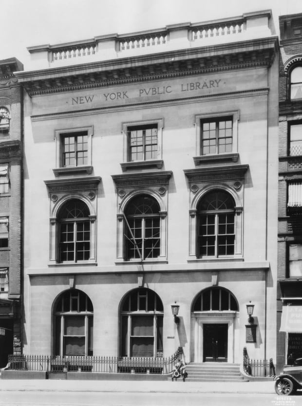 St. Agnes branch of New York Public Library