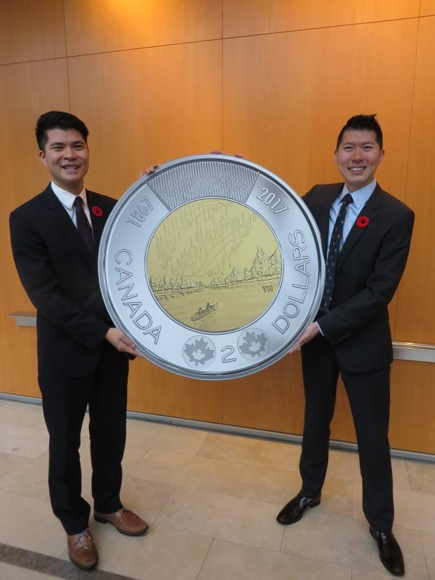 Richmond winners of 2017 Mint coin contest