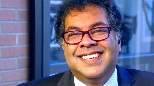 Calgary Mayor Naheed Nenshi is headed to Sweden as part of the Governor General's delegation.