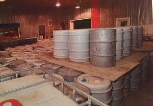 Maple syrup heist raided warehouse