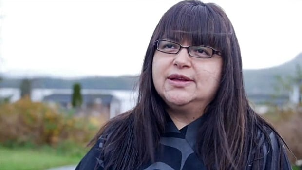 Heiltsuk chief councillour Marilyn Slett says she wants Justin Trudeau to come to Bella Bella to see the aftermath of a diesel spill that occurred on October 13.