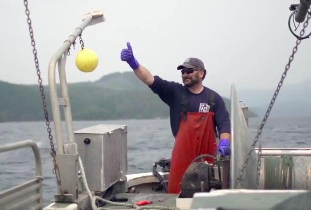 Shaun Strobel fisherman