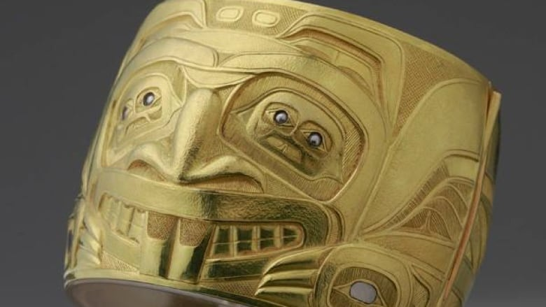Haisla artist carves gold in new Vancouver art exhibition