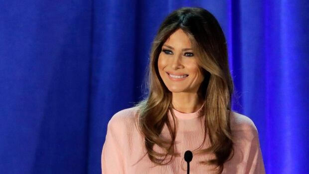 Melania Trump to lead United States delegation to Invictus Games in Toronto
